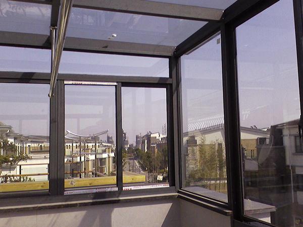铝合金阳光房